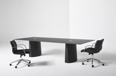 Vox Conference Table - Tower Base