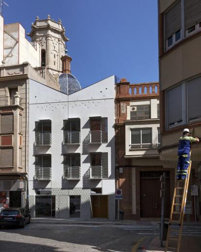 EL PLA Building