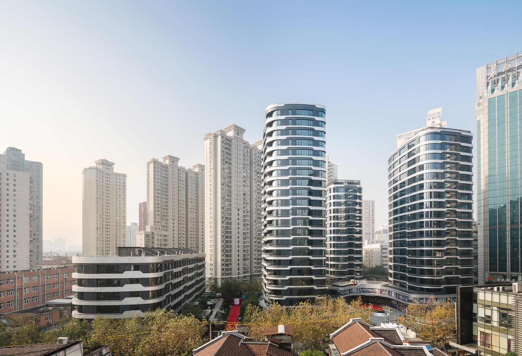 Financial Street (Jingan) Center