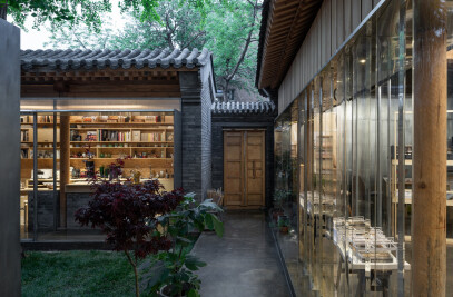 Dwelling in Hutong