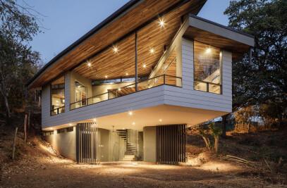 Floating Leaf House