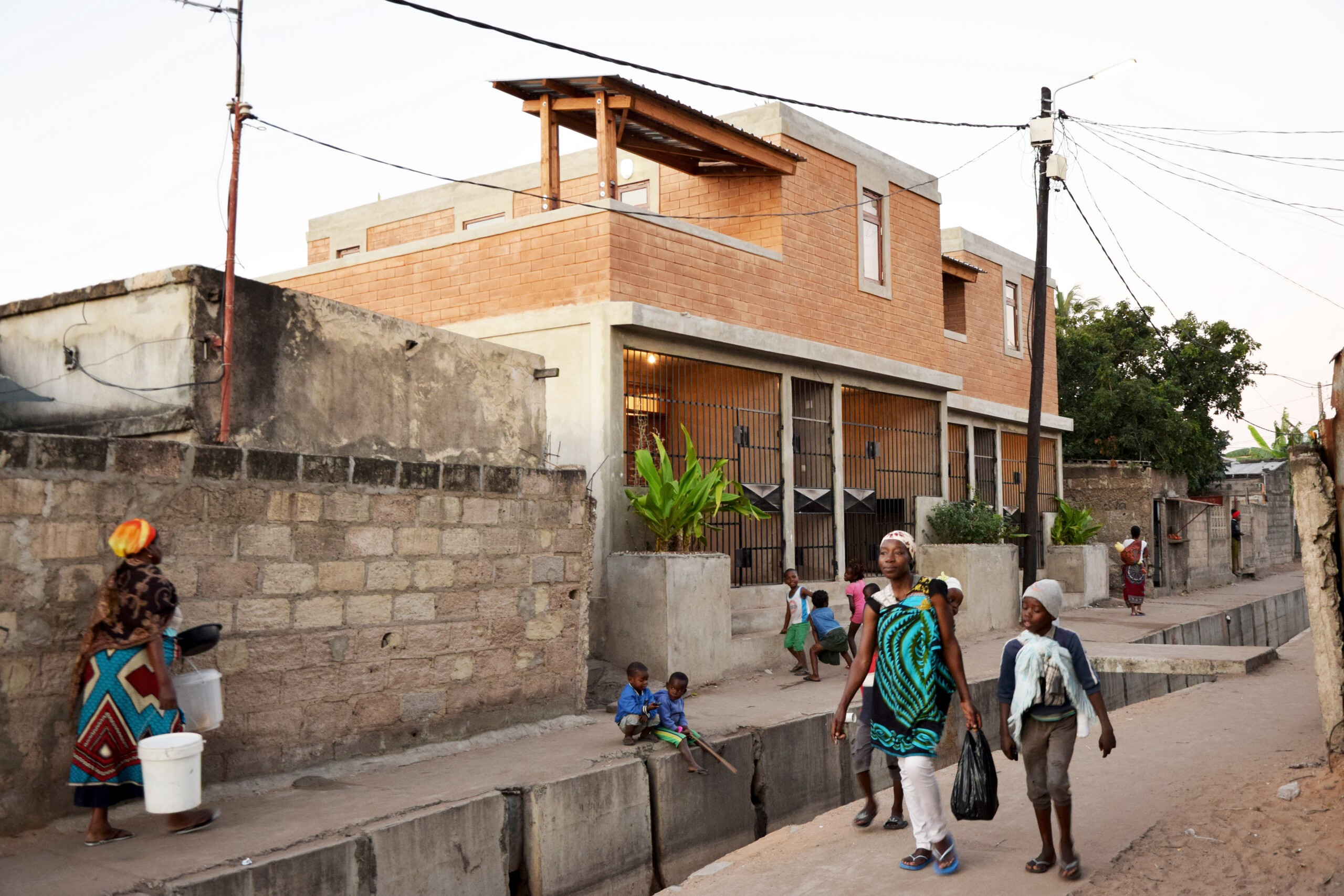 Affordable Housing in Maputo, Mozambique