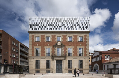 Refurbishment of the Justice Palace of Palencia