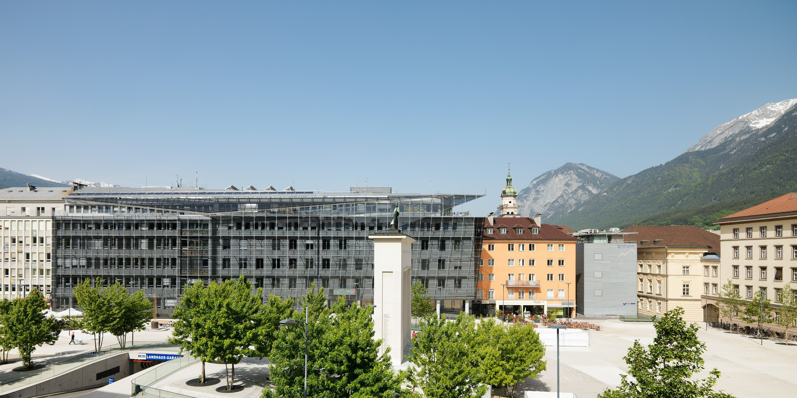 TIWAG Hauptverwaltung Innsbruck