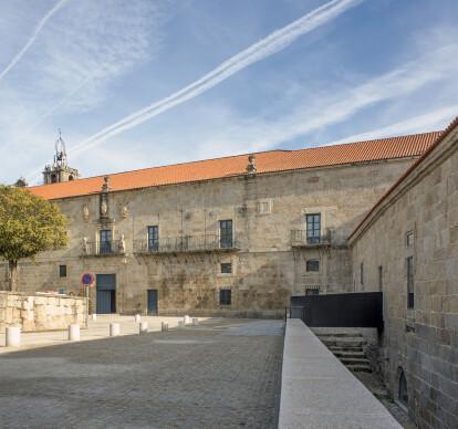 Refurbishment Building of the Monas of San Clodio