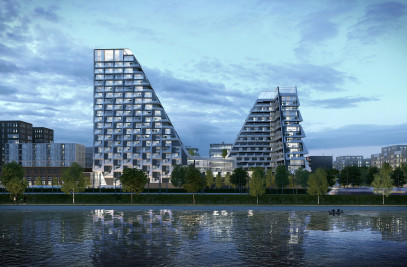 LOOPING TOWERS, NETHERLANDS