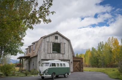 The Barn - Wilson