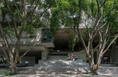 IIM-BNew Classroom Complex