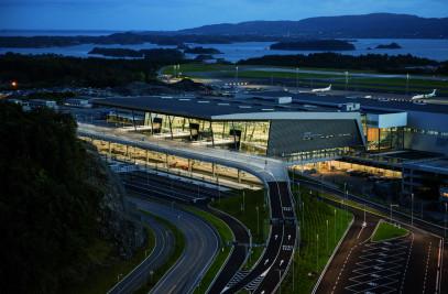 Bergen Lufthavn Flesland - T3
