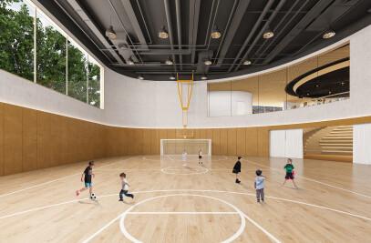 Courtyard Kindergarten