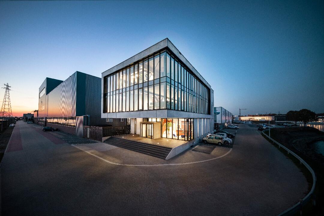 Slob Shipyard Papendrecht