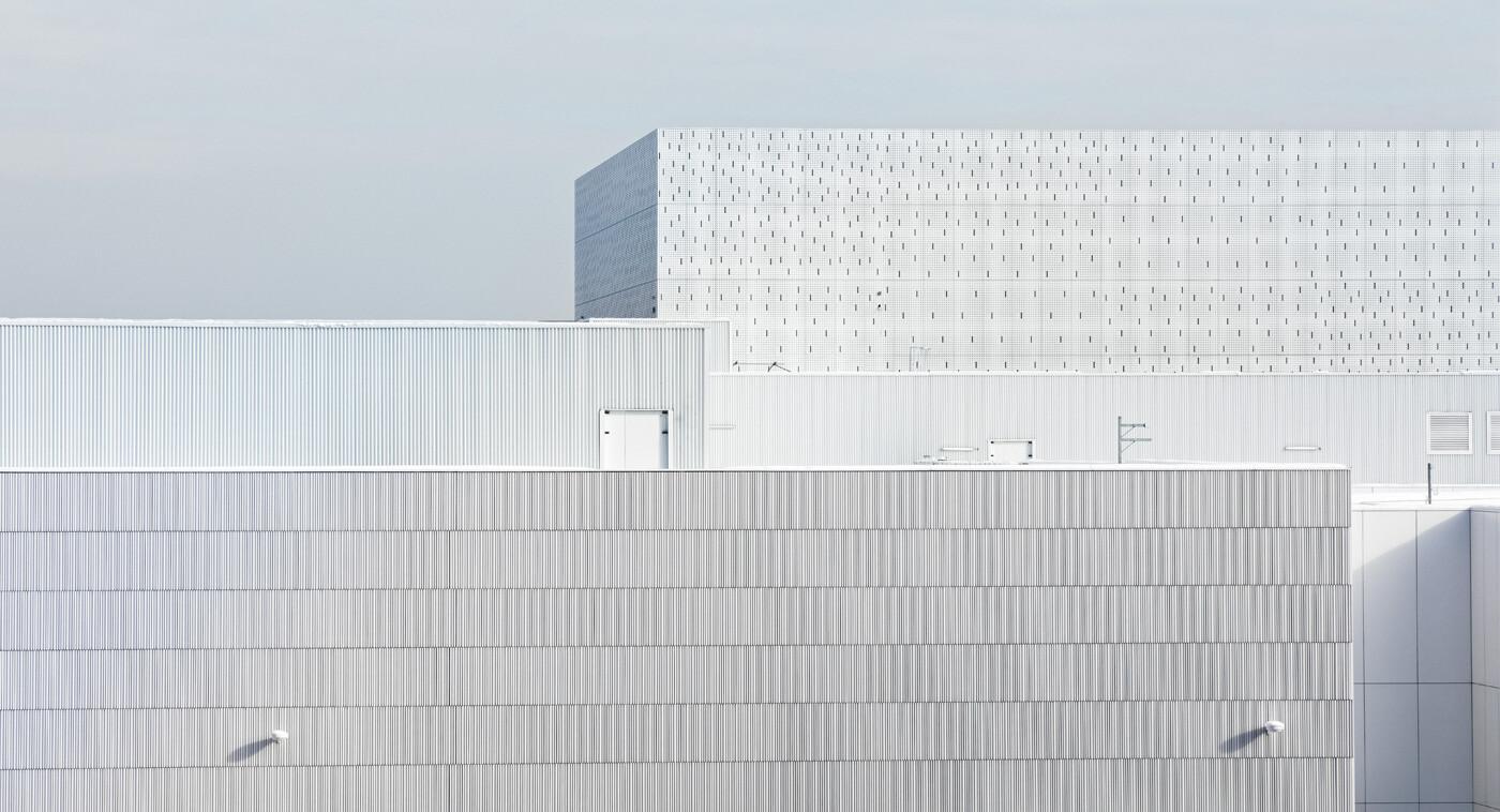 BANQUE DE FRANCE - THE GIANT WHITE SAFE