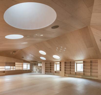 Baiona Public Library