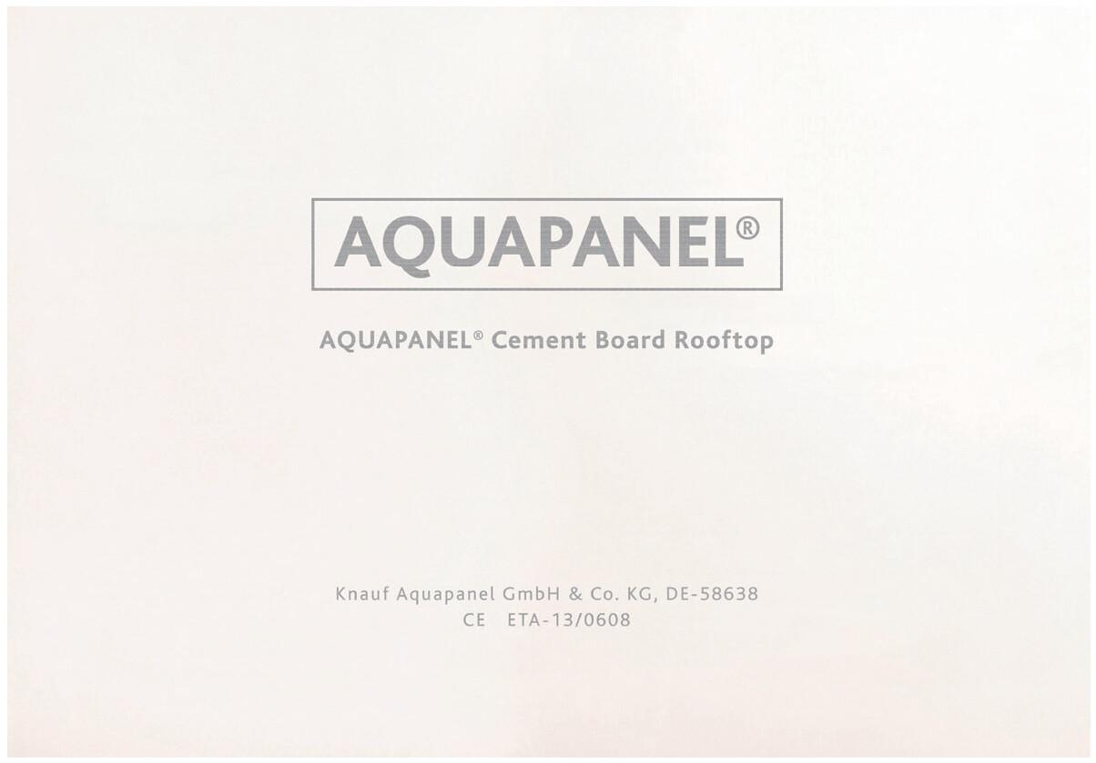 AQUAPANEL® Rooftop