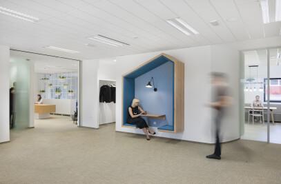 Resalta Office Redesign