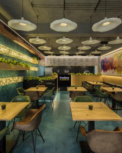 Freshco, The Health café