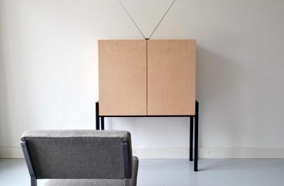 Birch Multiplex TV Cabinet