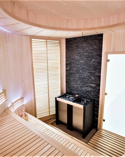 Private Indoor Sauna