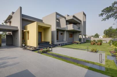 Maliwal Residence