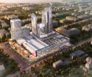 One Batam Mall Aerial View