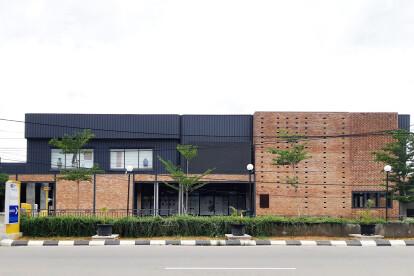 Singkawang Cultural Center Main Building