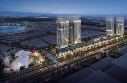 New East - Jakarta Garden City