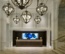 Stunning double-height reception