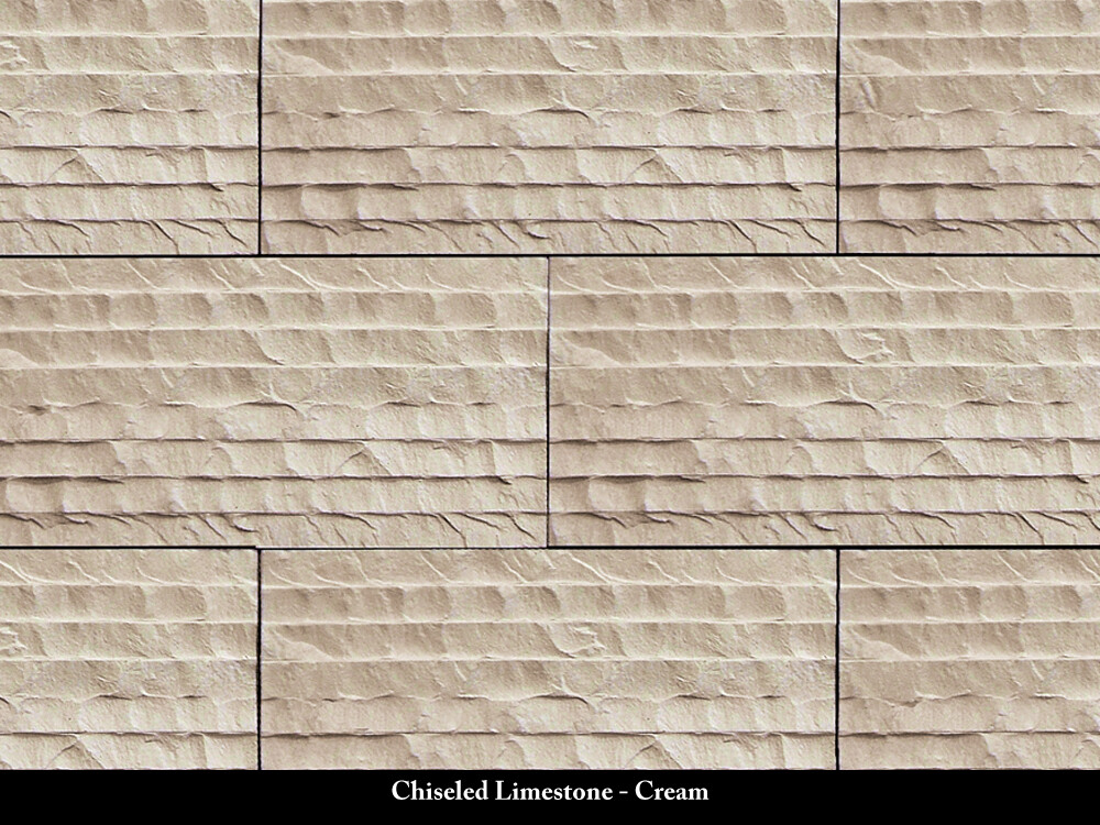 Chiseled Limestone