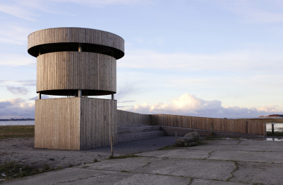 Herdla Birdwatching Tower