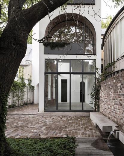 Italianate House