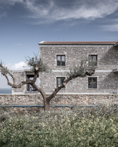 Olive and Stone Residence