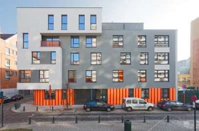 Fleche Faubourg Housing