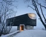 Wooden Shingles Meet Modern