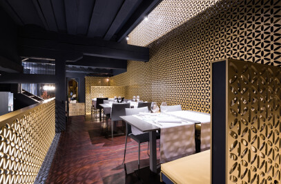 Ábaco Restaurant