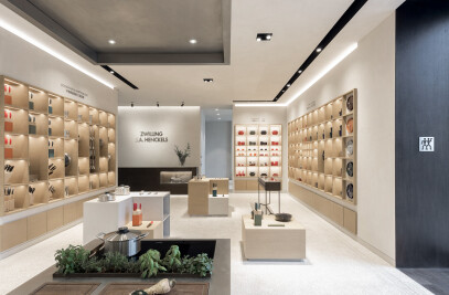 Zwilling Flagship concept Store