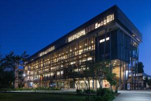 The Aulas Building