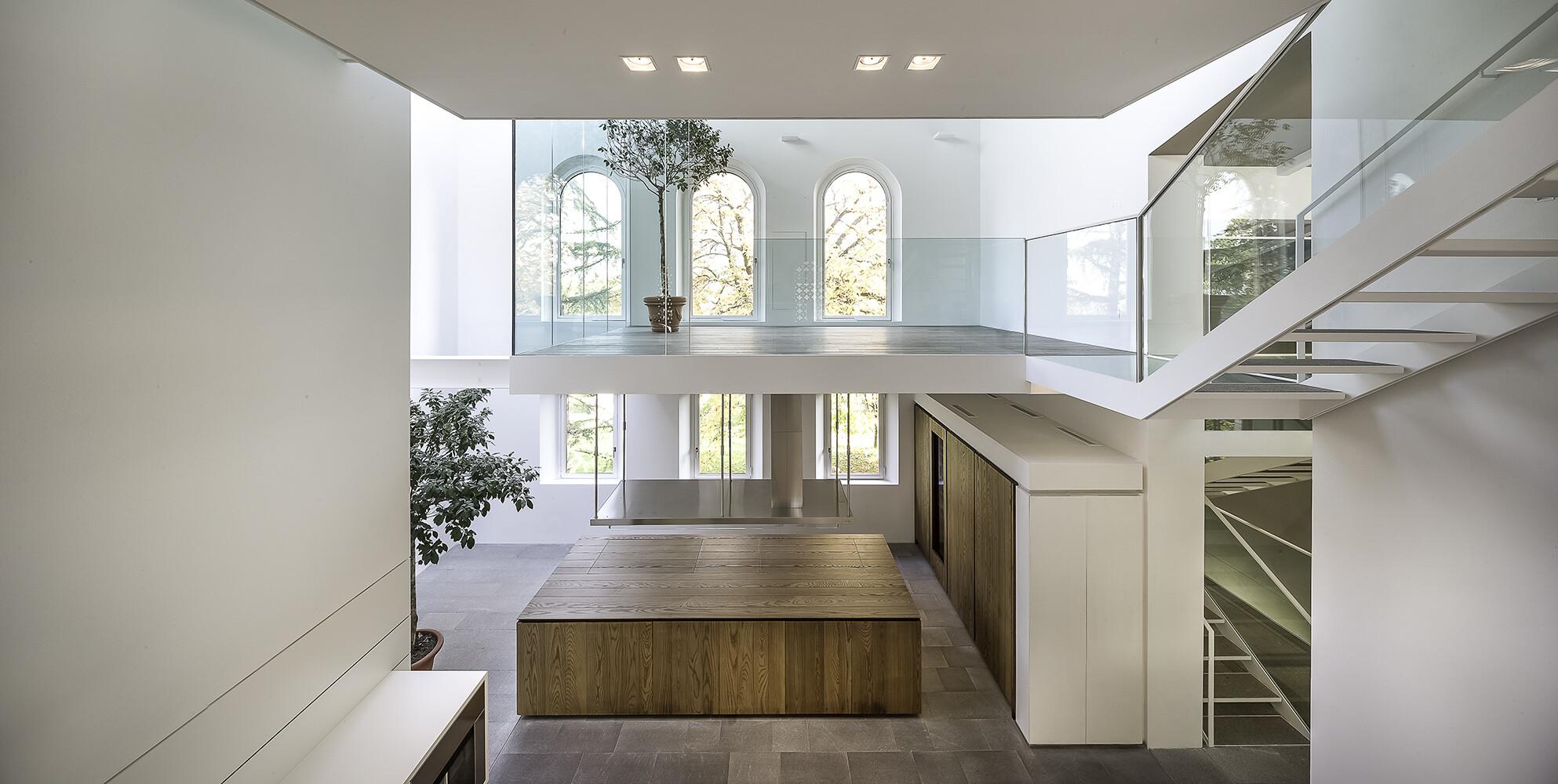 NAT OFFICE - christian gasparini architect