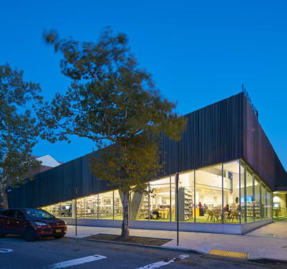 Kew Gardens Hills Library