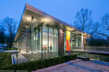 Desa Unicum Auction House in Warsaw