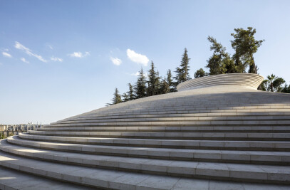 The Mount Herzl Memorial