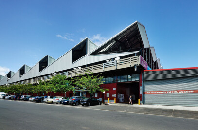 South Melbourne Market ROOF