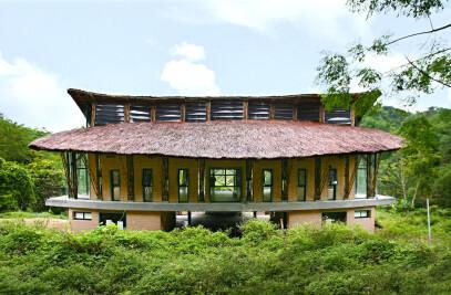 Chieng Yen Community house