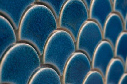 Porcelain Tile Fish Scale