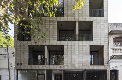 Tucumán Building