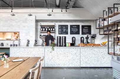 Origin Coffee Southwark