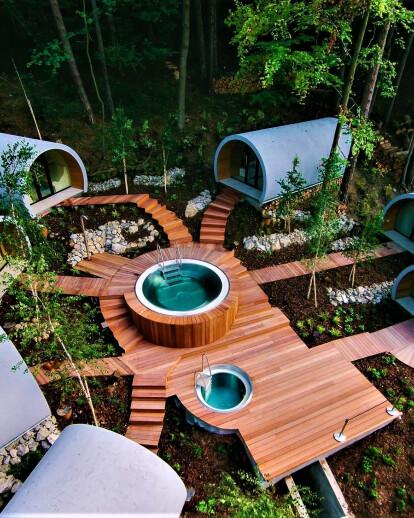 Zelená Zaba Resort