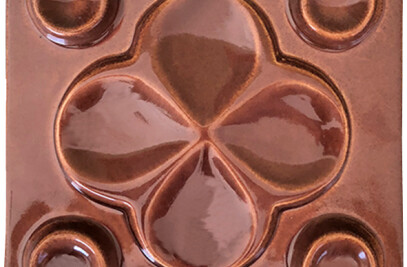 Handmade Relief Ceramic