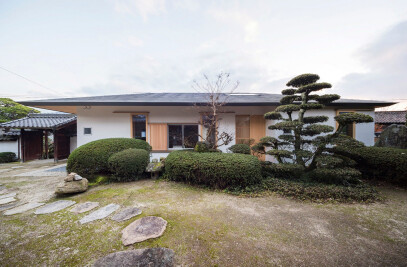 Weekend House in Kumano-cho