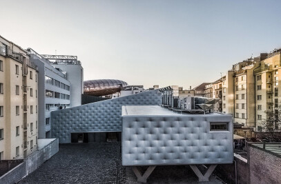 Centre for Contemporary Art DOX+