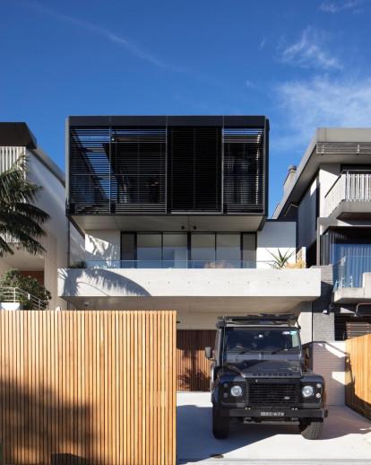House at Ben Buckler